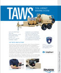 cover of TAWS brochure