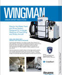 cover of Wingman brochure